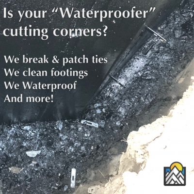 Will Your Project Be Waterproof?